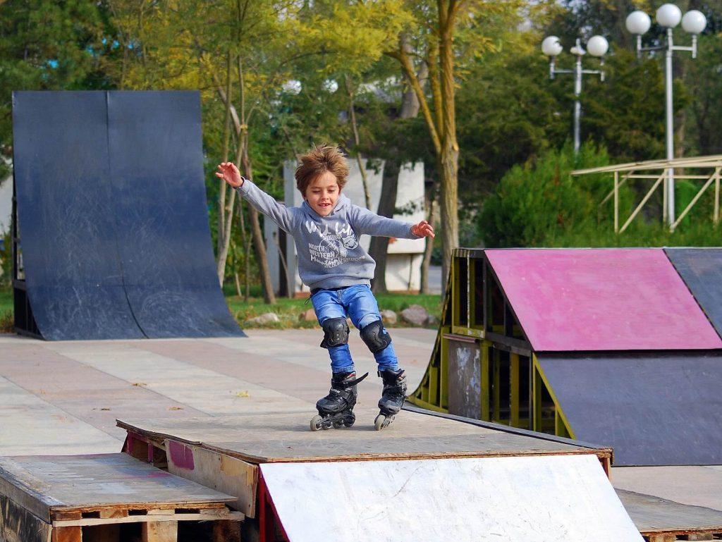 Este sigur pentru copii să practice sporturi extreme
