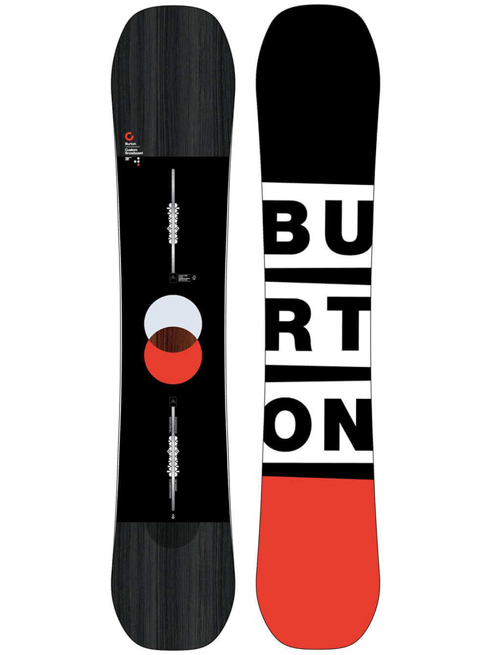 BURTON CUSTOM FLYING-V