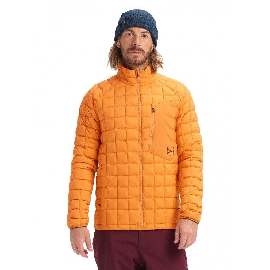 Geaca Burton AK-Baker-Lite Insulator Russet Orange iarna-20