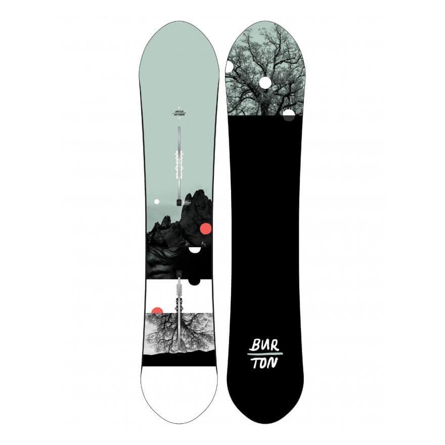 Placa Snowboard Burton Day Trader