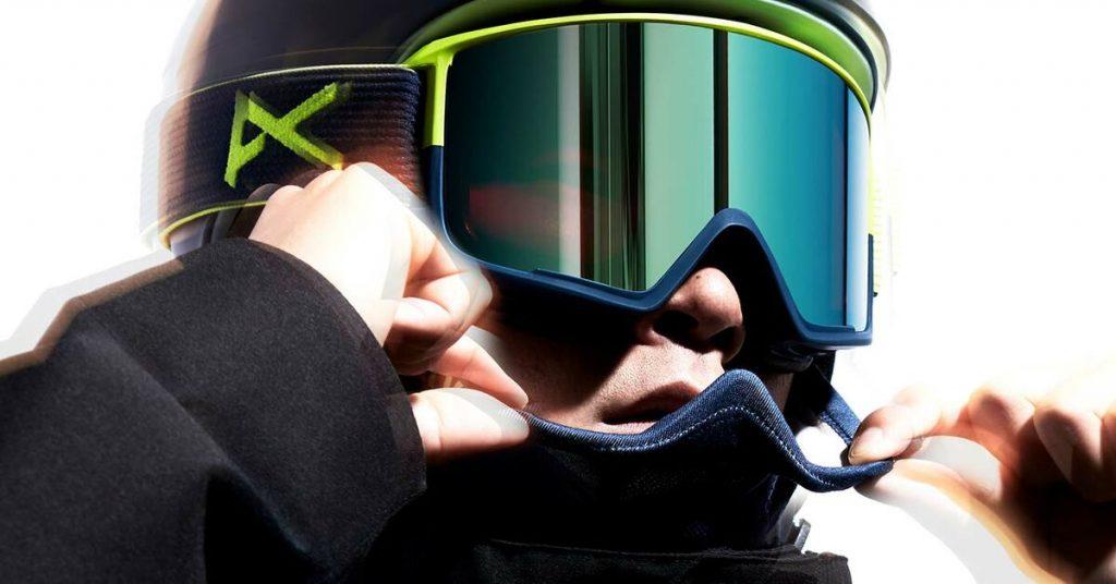 Ochelari de snowboard (goggles)