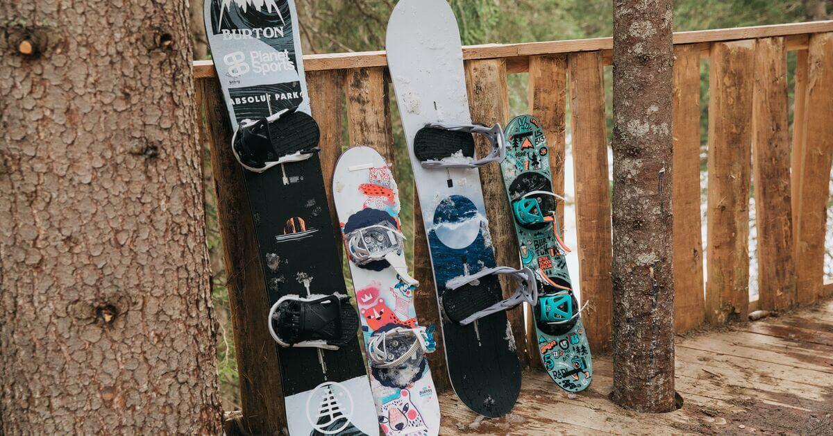 Alegerea plăcii de snowboard