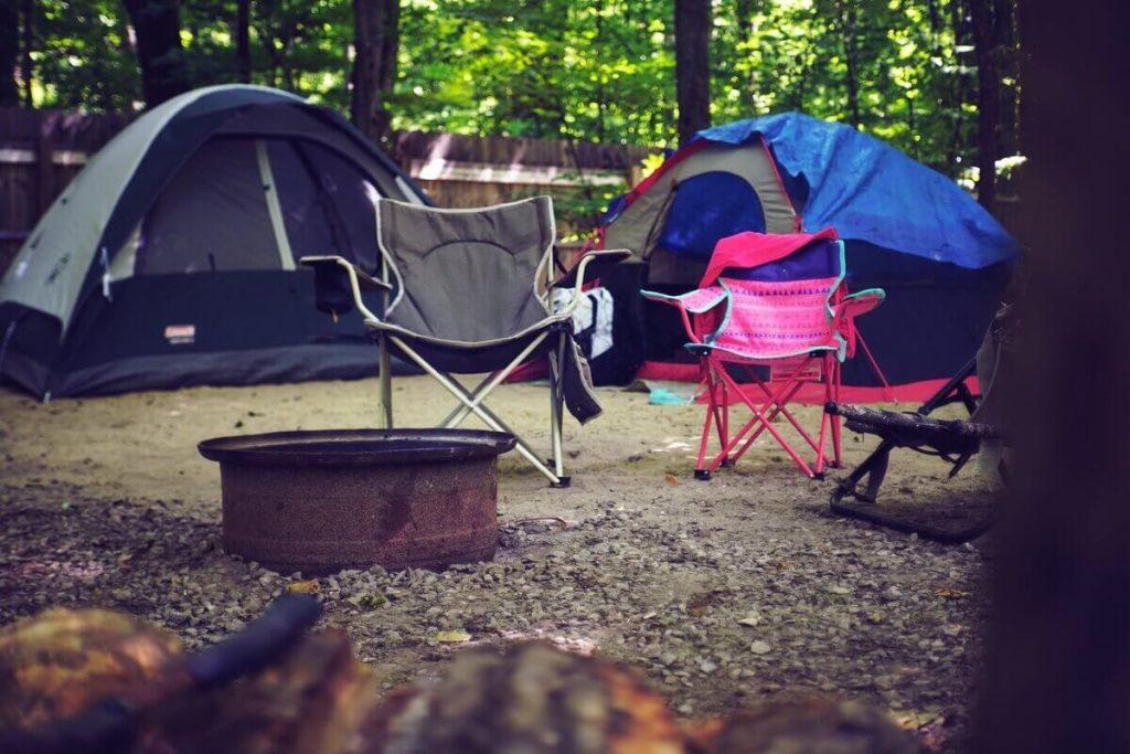 Listă de lucruri pentru camping