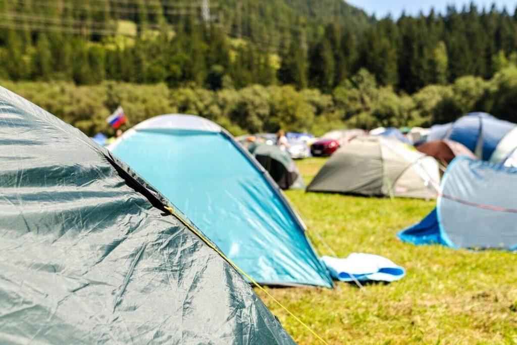 Tipuri de campinguri