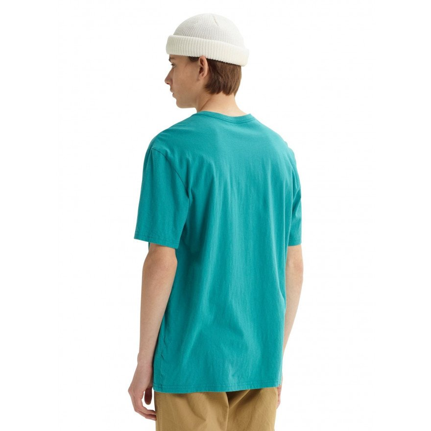 Tricou Barbati Analog Rifter - Green-Blue Slate