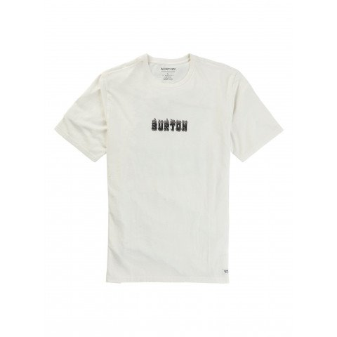 Tricou Barbati Burton Guyute - Stout White