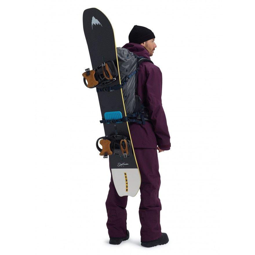 Rucsac Snowboard Burton AK M Incline 40L - Faded Coated Ripstop