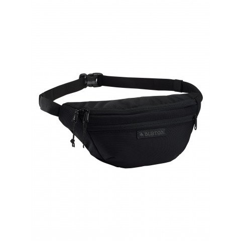 Hip Pack - True Black Ballistic