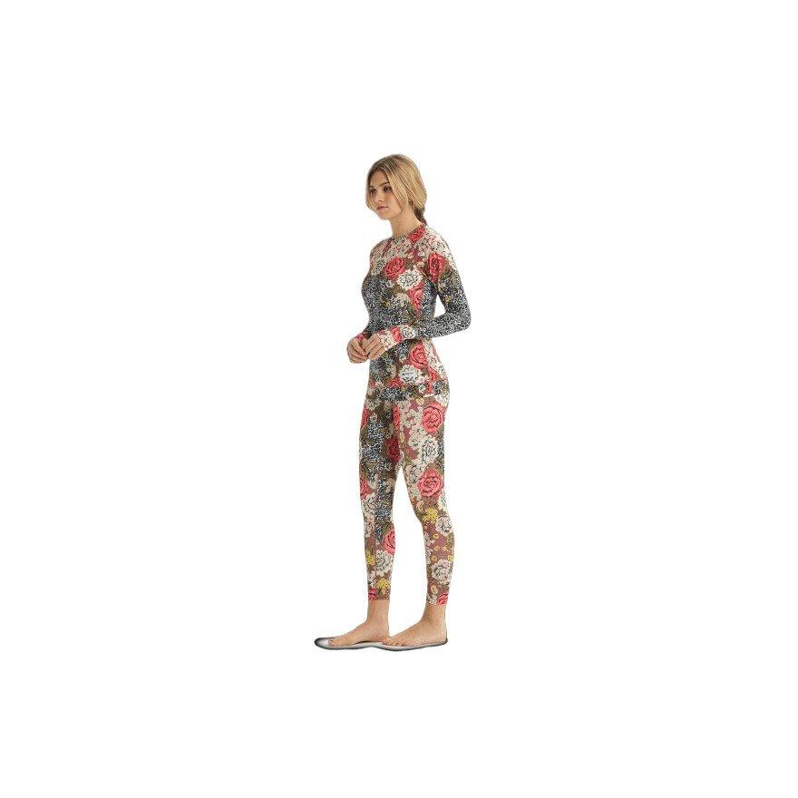 First Layer Pantaloni Burton Lightweight - Cheetah Floral