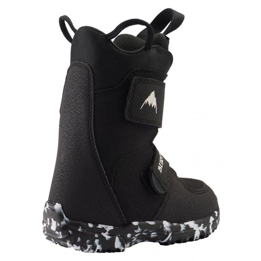 Boots Snowboard Burton Mini Grom - Black