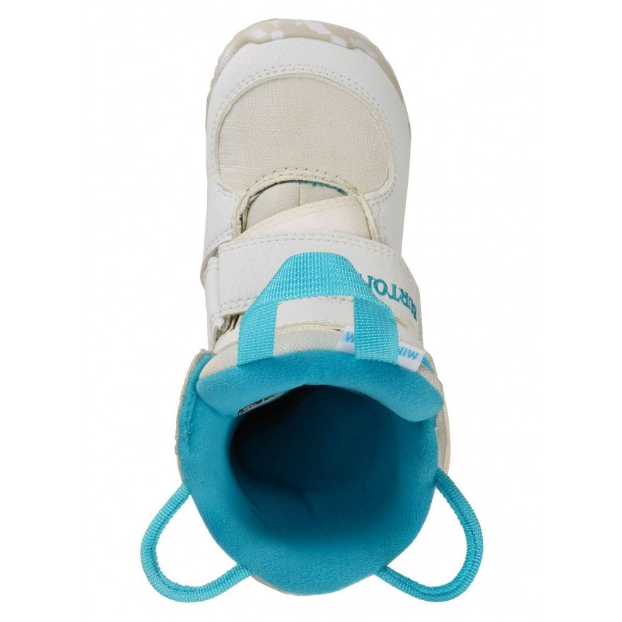 Boots Snowboard Burton Mini Grom - White