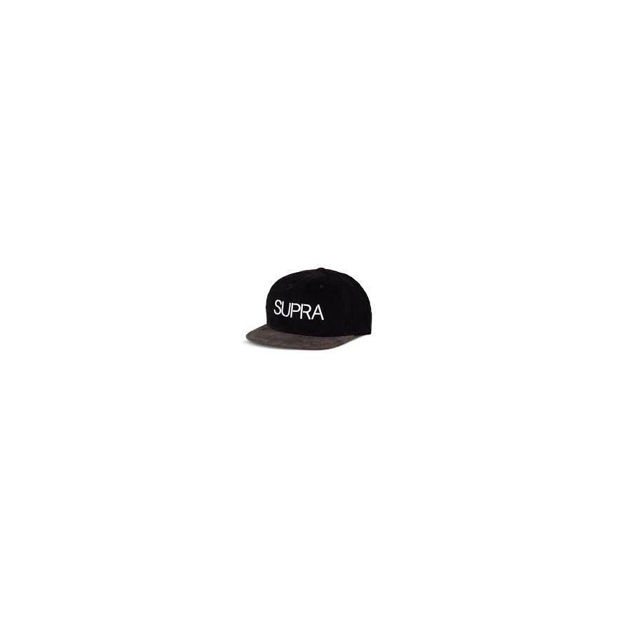 Sapca Supra Discord - Black