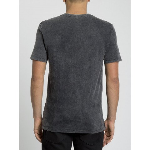 Tricou Barbati Volcom Schoph - Washed Black