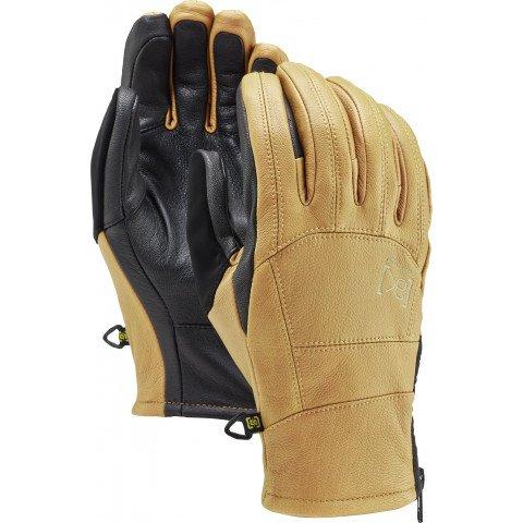 Manusi Snowboard Burton AK Leather Tech Glv - Raw Hide
