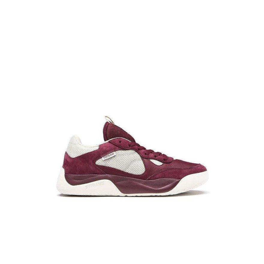 Sneakers Supra Pecos - Wine Stone