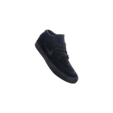 Shoes Nike Janoski Mid RM - Black Black