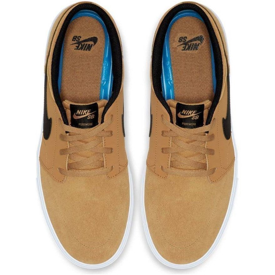 Shoes Nike Portmore II Solar - Wheat Black