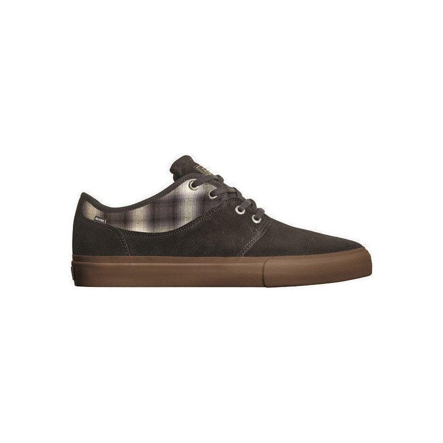 Shoes Globe Mahalo - Black Gum Plaid