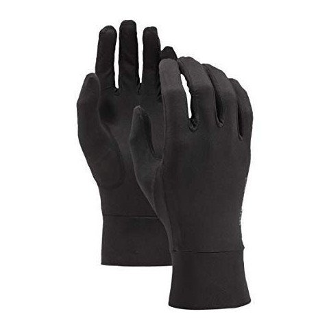 Manusi Snowboard Unisex Burton Touchscreen Liner - True Black