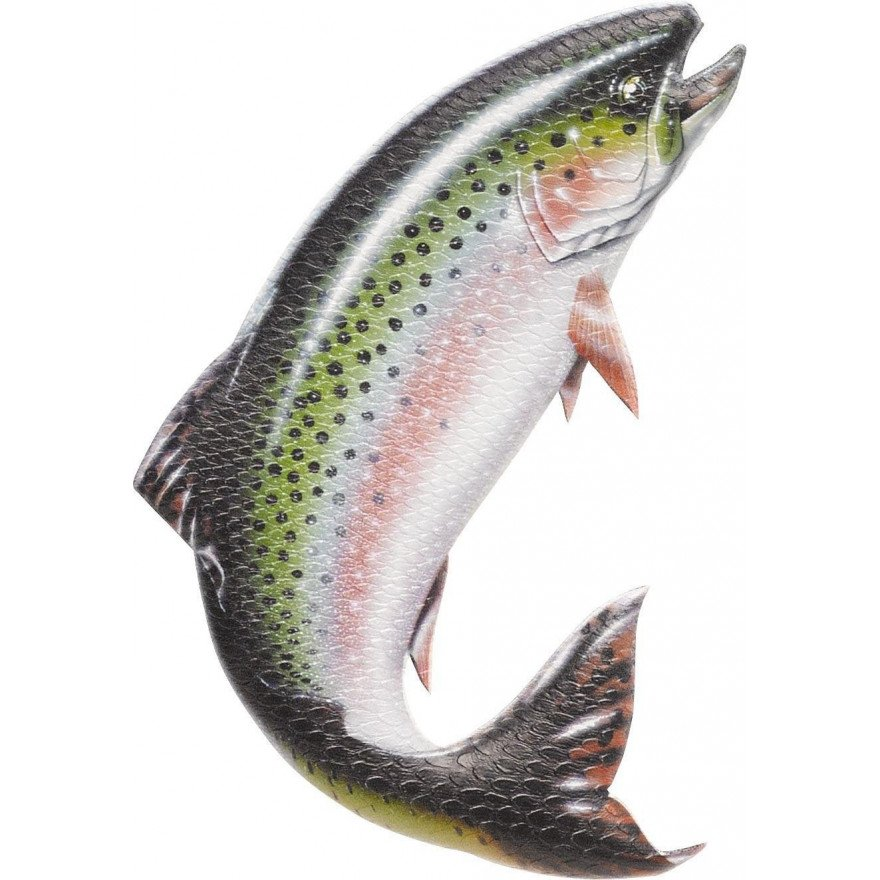 Foam Mats - Brushie Fish