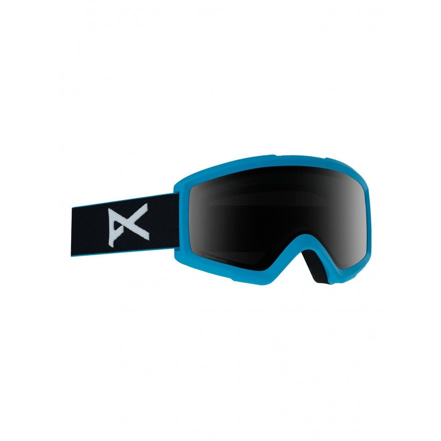 Ochelari de Snowboard Unisex Anon Helix 2.0 - Blue/Sonar Smoke