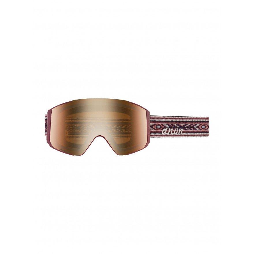 Ochelari de Snowboard Unisex Anon Sync - Bohemian/Sonar Bronze