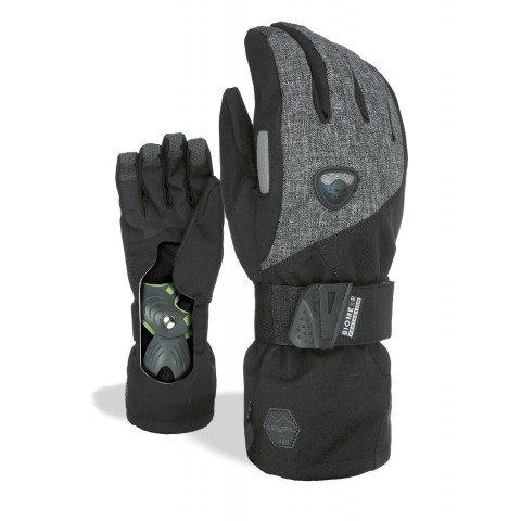 Manusi Snowboard Level Fly Glv - Ninja Black