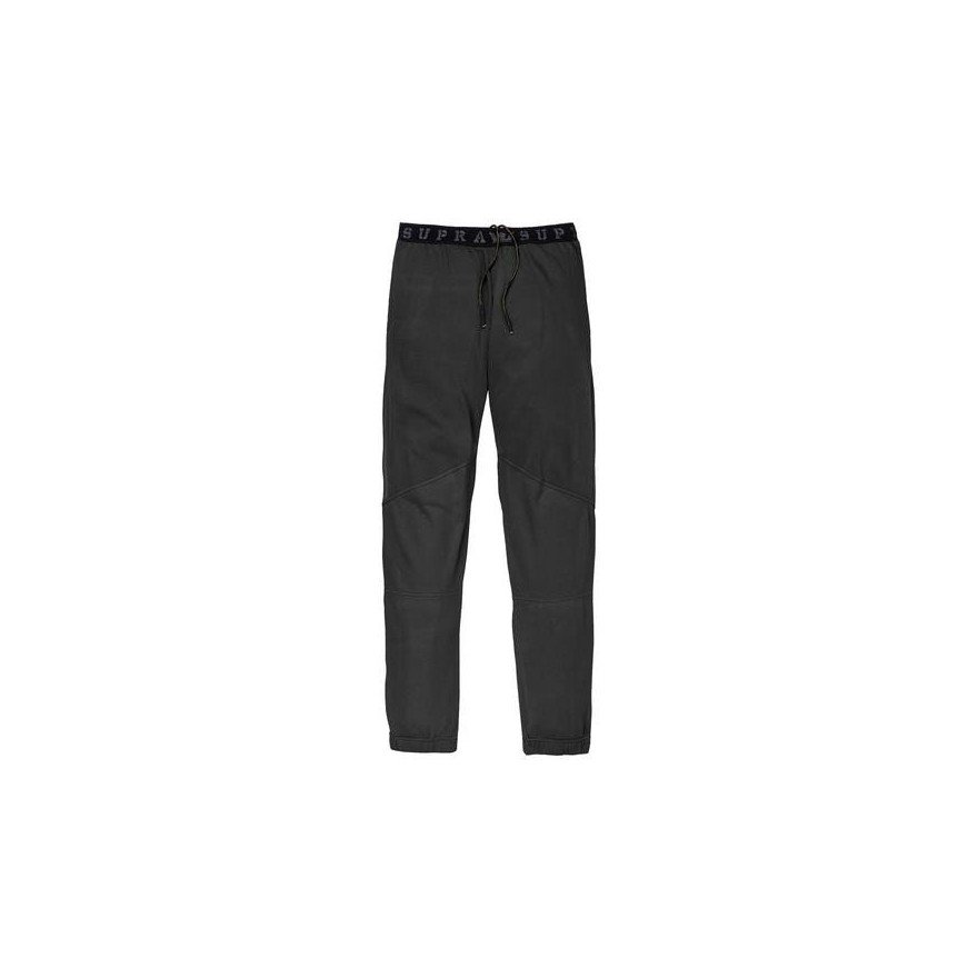 Pantaloni Unisex Supra 92 Fleece Pant - Black
