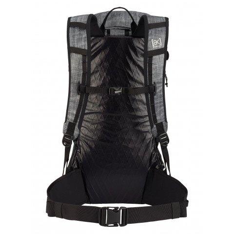 Rucsac Snowboard Unisex Burton AK M Incline Ultralight 22L - Black Heather