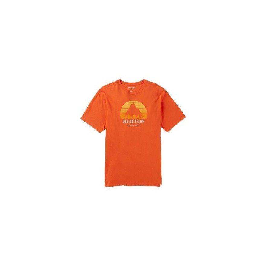 Underhill Tee - Orangeade