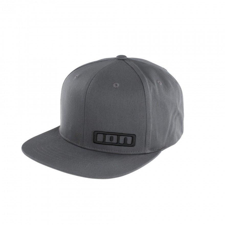 Sapca Ion Logo - Grey