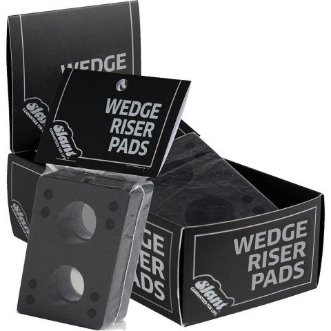 Wedge Raisers - Black