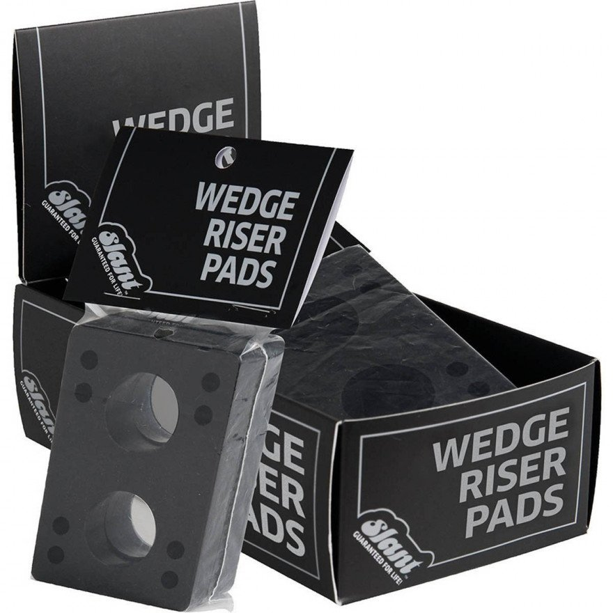 Wedge Raisers - Black