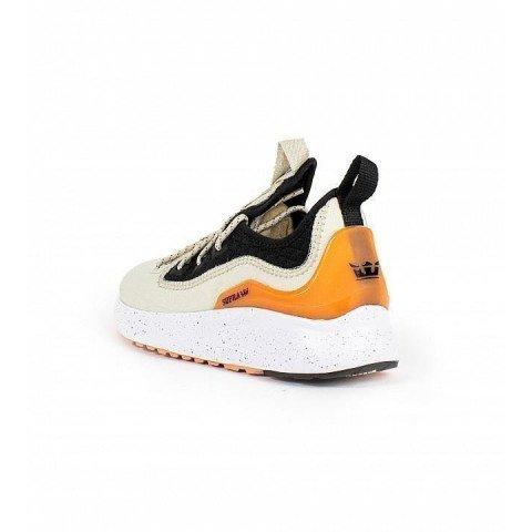 Sneakers Supra Factor XT - Bone Black White