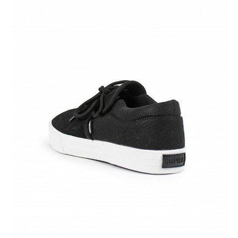 Shoes Supra Cuba - Black White