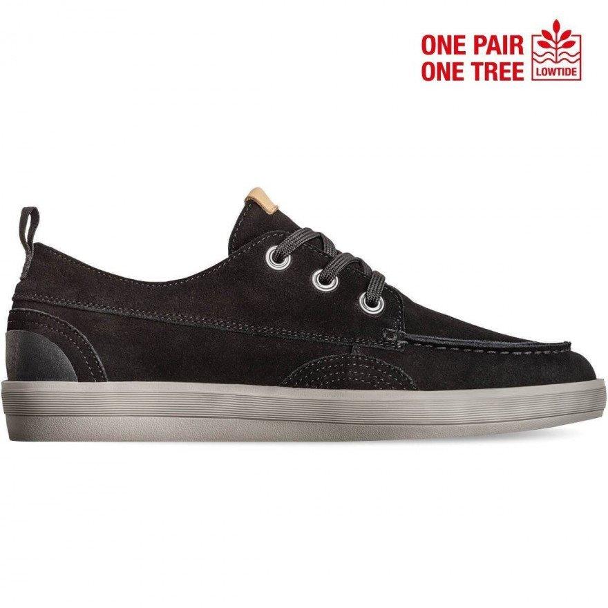 Shoes Globe Low Tide - Black Warm Grey
