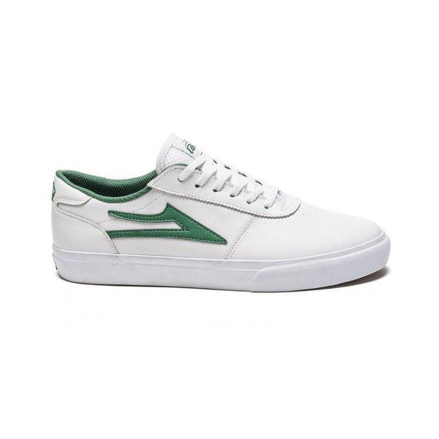 Shoes Lakai Manchester - White Green