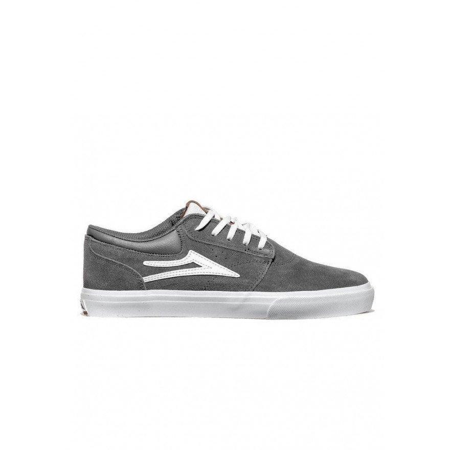 Shoes Lakai Griffin - Grey White