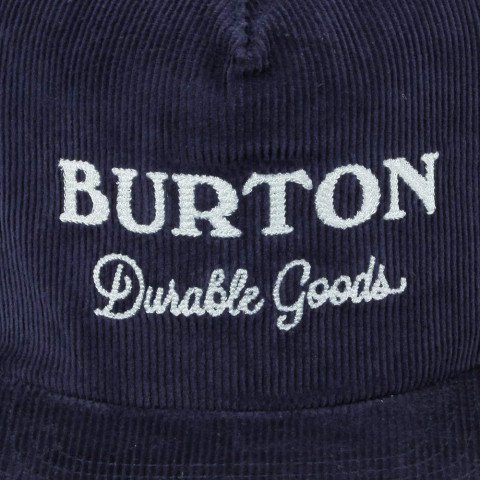 Sapca Burton Durable Goods - Indigo