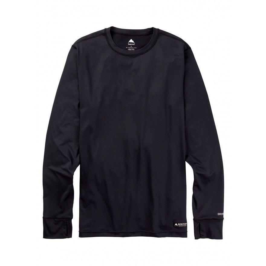 First Layer Bluza Burton Midweight - True Black