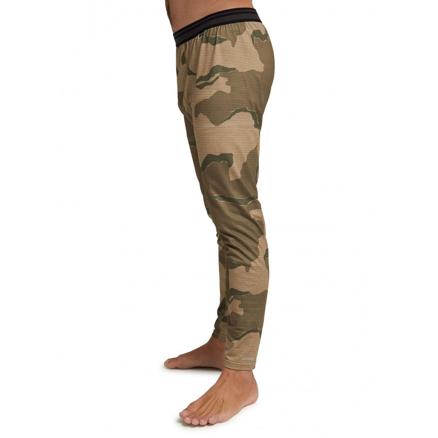 First Layer Pantaloni Burton Midweight - Barren Camo