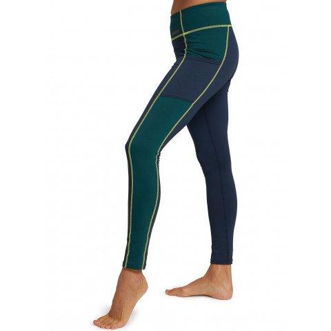 First Layer Pantaloni Dama Burton Heavyweight X - Dress Blue Ponderosa