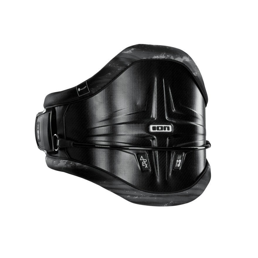Ham Kitesurfing Ion Apex Curv 13 Select - Black Grey Capsule