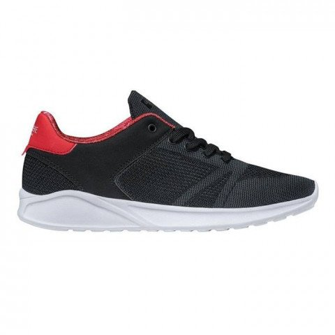Shoes Globe Avante - Black Red Lava