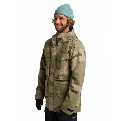 Geaca Snowboard Burton Covert - Barren Camo