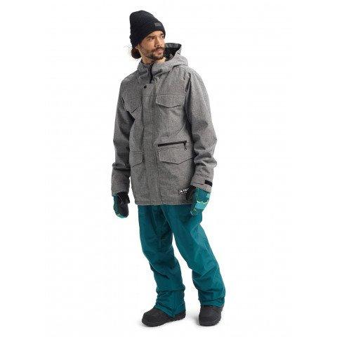 Geaca Snowboard Burton Covert - Bog Heather