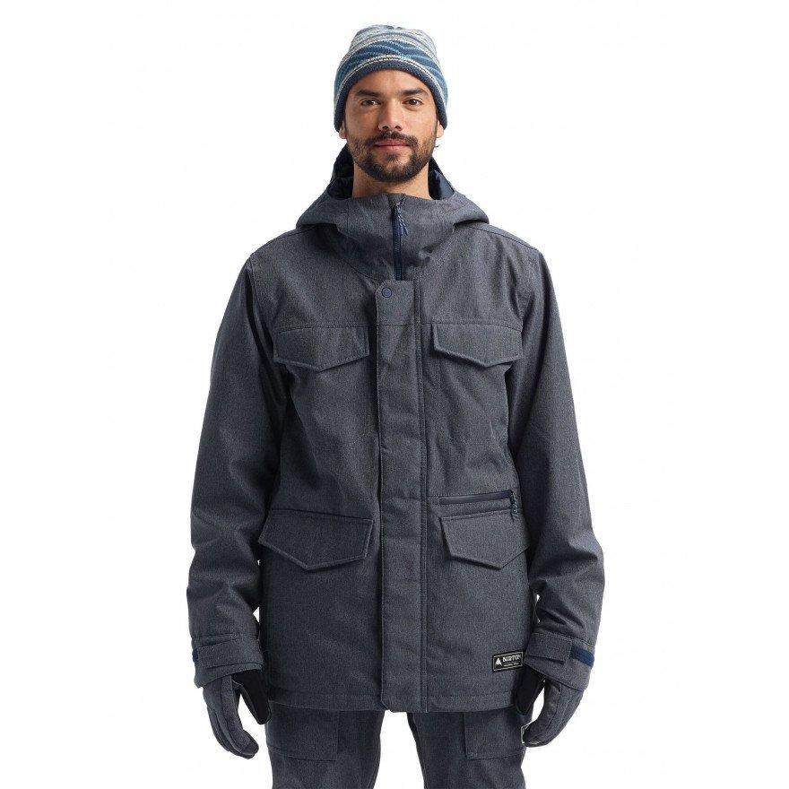 Geaca Snowboard Burton Covert - Denim