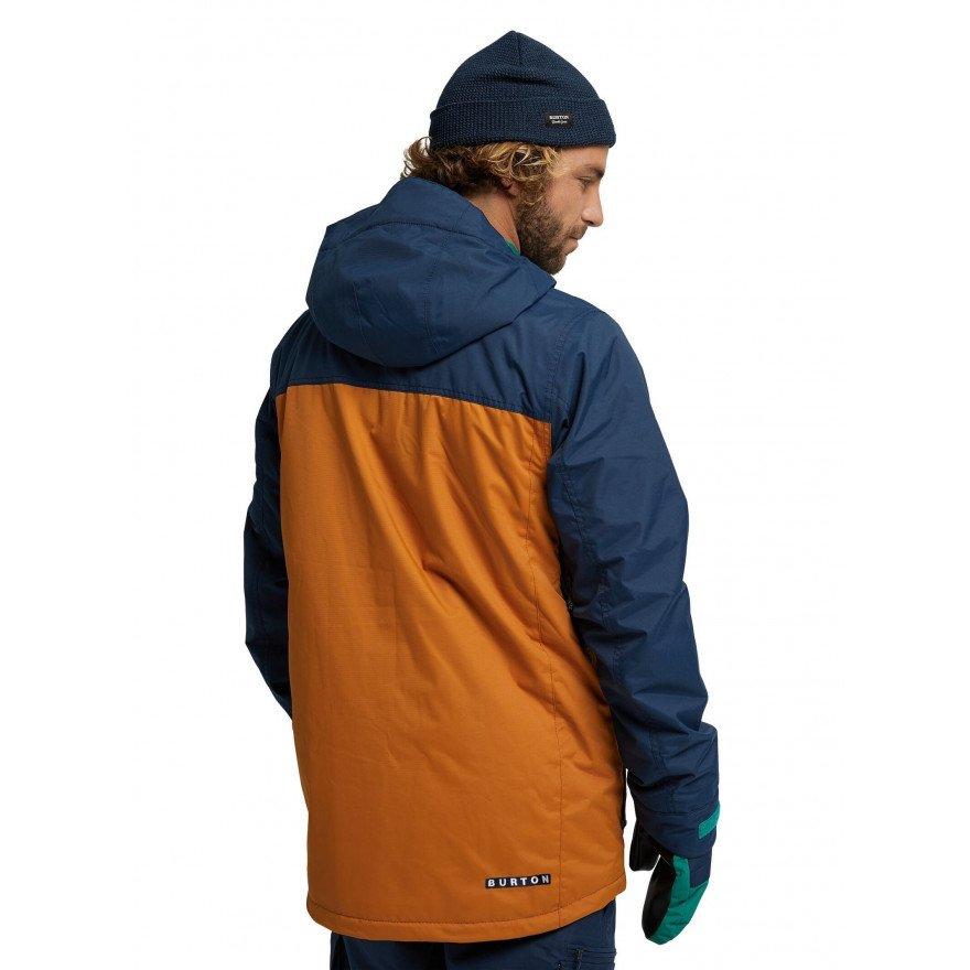 Geaca Snowboard Burton Covert - Dress Blue True Penny
