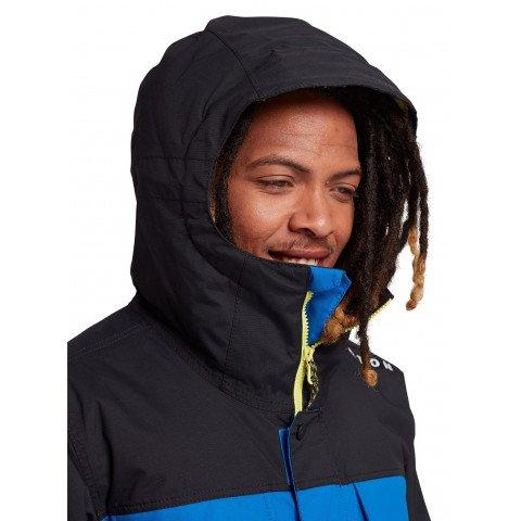 Geaca Snowboard Burton Covert - True Black Labis