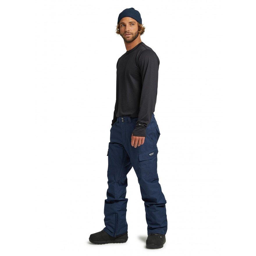 Pantaloni Snowboard Burton Cargo - Dress Blue